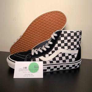 VANS Sk8-Hi Reissue Checkerboard